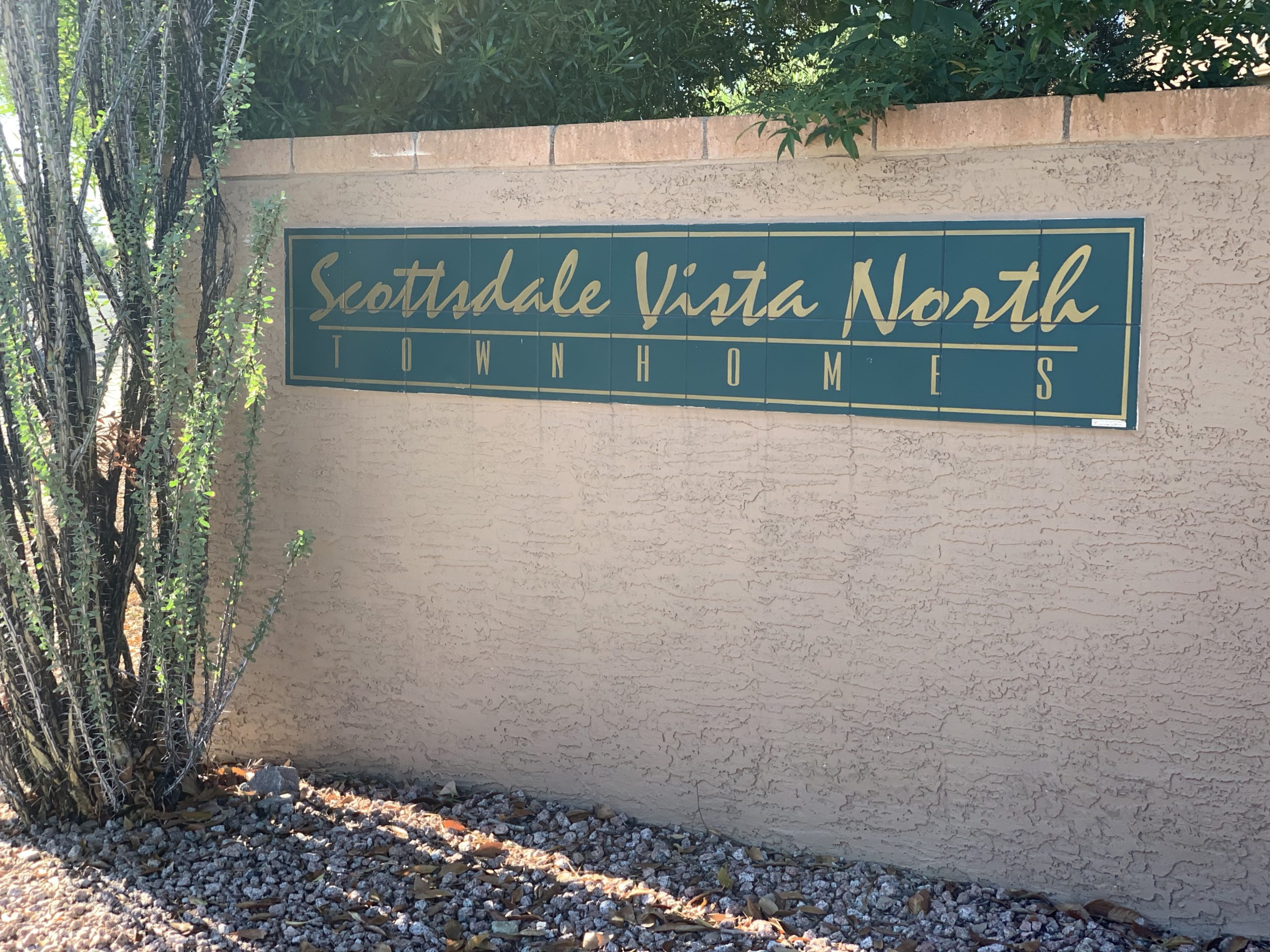Scottsdale Vista North Townhomes with The Rigo Team