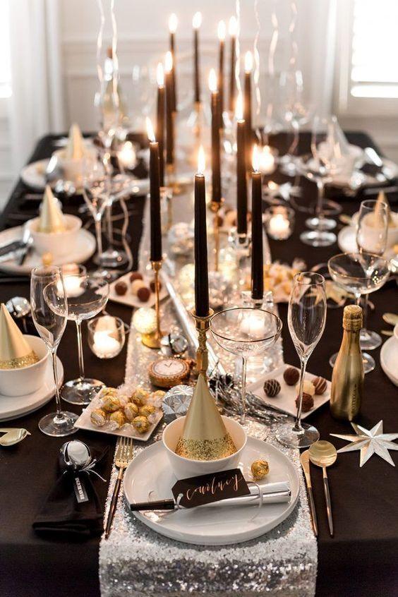 New Year's Eve Decor Ideas