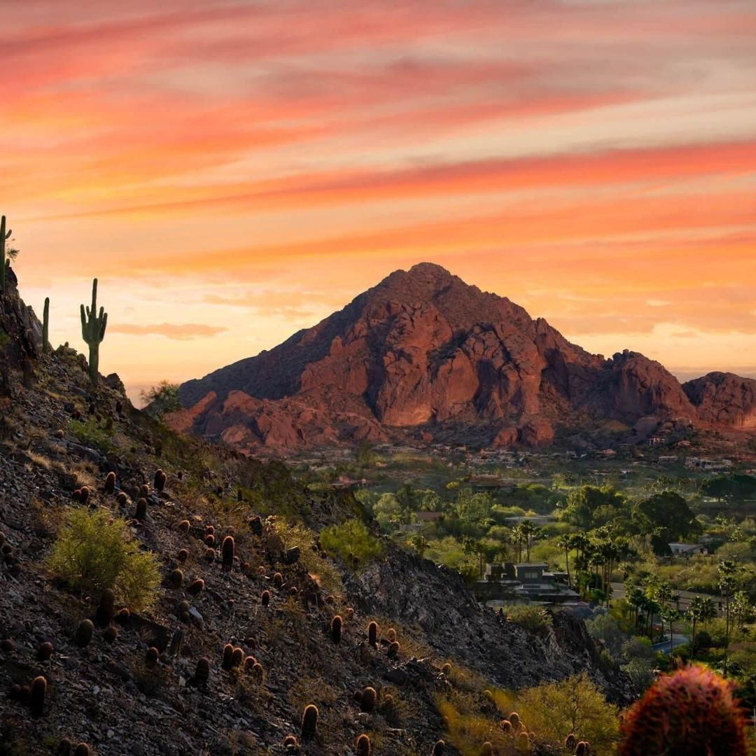 Scottsdale Ranked Top Moving Destination