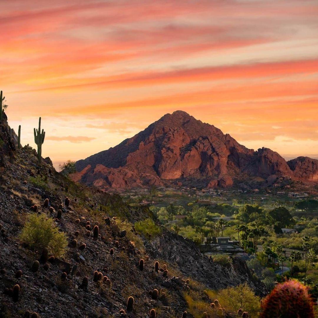 Scottsdale Ranked Top Moving Destination